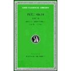 Plutarchs's lives. Vol XI. Aratus; Artaxerxes; Galba; Otho. (Trad de Bernadotte Perrin)