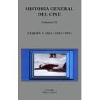 Historia general del cine volumen IX. Europa y Asia (1945-1959)