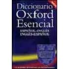 Diccionario Oxford esencial. Español-inglés/ inglés-español
