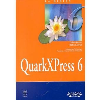 La biblia de QuarkXPress 6
