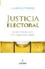 Justicia electoral. Un nuevo modelo de elecciones para España