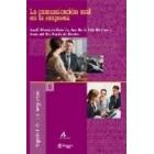 La comunicación oral en la empresa