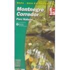 Montnegre-Corredor Parc Natural (Serie E-25)