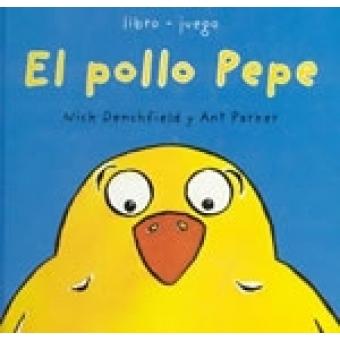 El pollo Pepe (libro-juego)