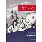 Polski, Krok PO Kroku: Workbook + CD Nivel A2-B1