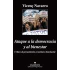Ataque a la democracia y al bienestar. Crítica al pensamiento económico dominante