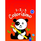 1-2-3 Colorísimo. +4 Panda