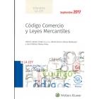 Código comercio y leyes mercantiles 2018
