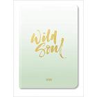 Booklet Diary GlamLine Wild Soul 2020