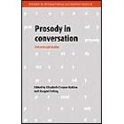 Prosody in conversation. International studies