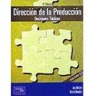 Dirección de la producción.Decisiones tácticas.