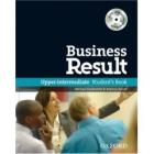 Business Result Upper-intermediate Student's Book Pack