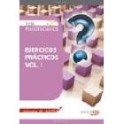 Tests psicotécnicos. Ejercicios prácticos. Vol 1