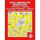 Guía urbana de barcelona (Hospitalet, Badalona, Sta. Coloma de Gramanet, Cornella, Esplugues, Sant Adria del Besos)