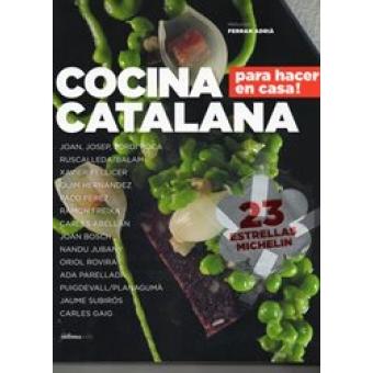 Cocina Catalana para hacer en casa!