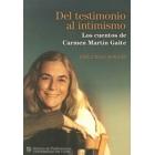 Del testimonio al intimismo: los cuentos de Carmen Martín Gaite