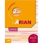 ARIAN A2.2 - LAN-KOADERNOA ( ERANTZUNAK)