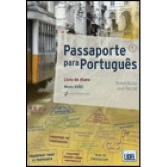 Passaporte para Português 1 - Livro Aluno + CD + Caderno Exercícios PACK