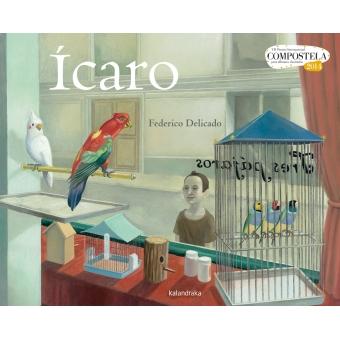 ícaro (Premio Santiago de Compostela 2014)