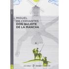 Don Quijote de la Mancha. Nivel B2 (+ CD) (Lecturas Eli Jóvenes y adultos Nivel 4 B2)