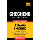 Vocabulario español-checheno - 9000 palabras más usadas (T&P Books)