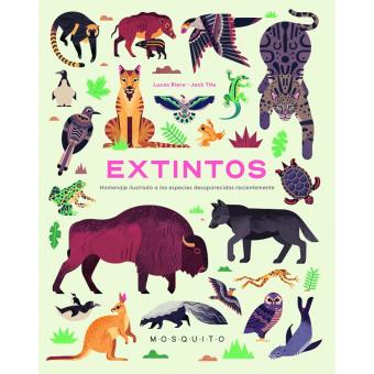 Extints. Homenatge il·lustrat a les espècies que s'han extingit darrerament