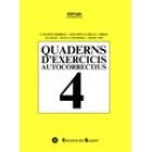 Llibreta d'exercicis autocorrectius, 4