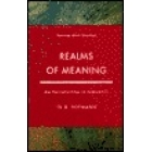 Realms of menaing. An introduction to semantics