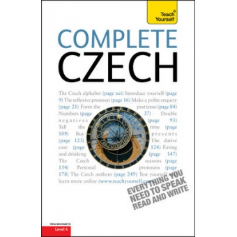 Teach Yourself Complete Czech (Libro)