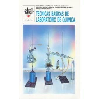 Técnicas básicas de laboratorio de química.