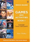 Penguin Readers Games and activities. Book 1 (Easystarts-1-2)