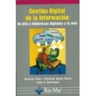 Gestión digital de la información