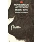 Movimientos artísticos desde 1945