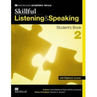 Skillful: Listening and Speaking Student's Book with digibook Access. Level 2