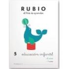 EDUCACIÓN INFANTIL 5. EL CIRCO (Cuadernos Rubio)