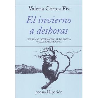 El invierno a deshoras.XI Premio internacional de poesía Claudio Rodríguez