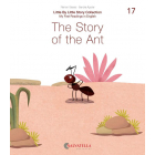 Little by little: My first readings in English #17 - The story of the ant