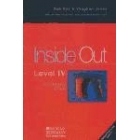 Inside out Level -IV. Student's book (EOI ed.)
