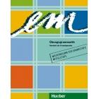 em Übungsgrammatik: Deutsch als Fremdsprache (B1-C1)