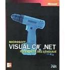 Visual C# .NET referencia del lenguaje