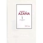 Manuel Azaña. Obras completas.  7 vols.+cd.rom