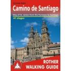 Camino de Santiago. Walking Guide (inglés/english)