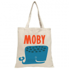 LoveLit Moby Tote Bag