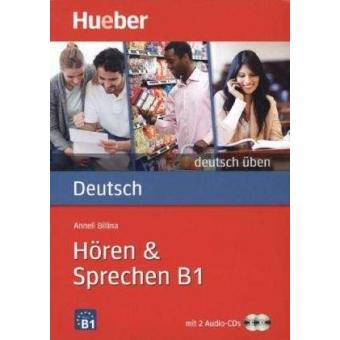 Hören & Sprechen B1. Buch mit 2 Audio-CDs