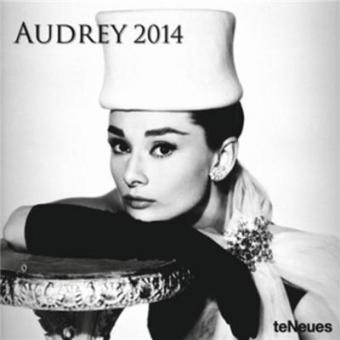Audrey, Broschürenkalender 2014.