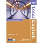 New Total English Upper Intermediate Active Teach dvd