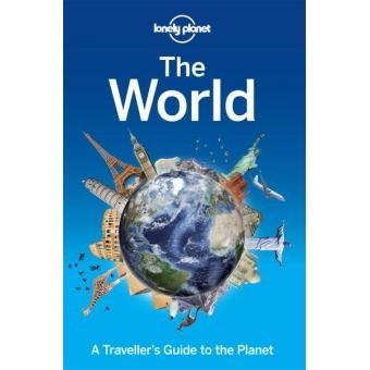 El Mundo/The World. Lonely Planet (inglés)