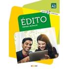 Édito A2 Livre Élève 2016 CD et DVD