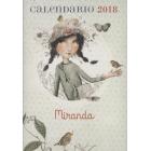 Calendario 2018 Miranda Animales