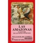 Las amazonas. Un estudio de los mitos atenienses